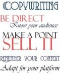 What copywriters do