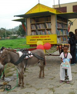 Promoting literacy in Ethiopia