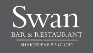 Swan at the Globe logo