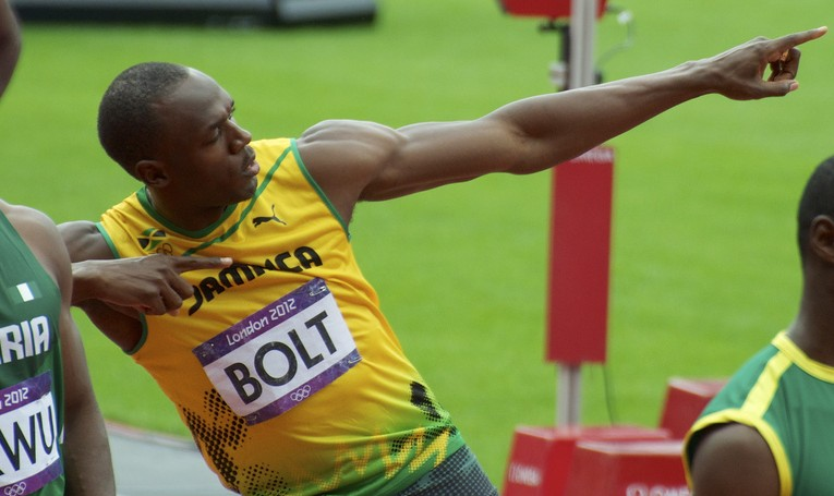 Usain Bolt: names that match their jobs