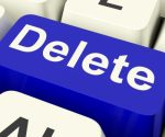 Deleting blog subscribers